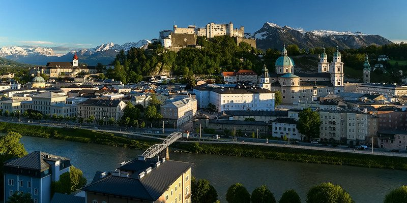 Vienna Or Salzburg Which Austrian City Should You Stay In City Or City